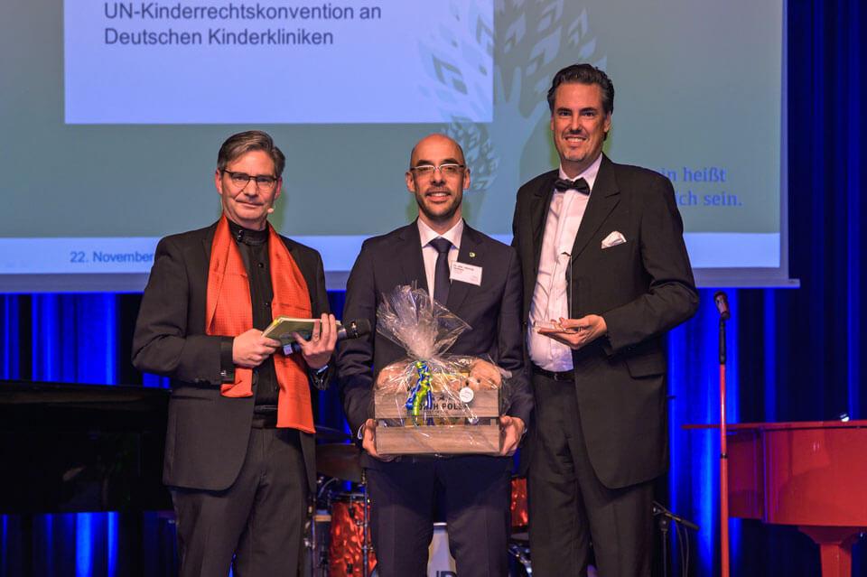 Unser Preisträger aus Bayern: Care-for-Rare Foundation – Stiftung für Kinder mit seltenen Erkrankungen