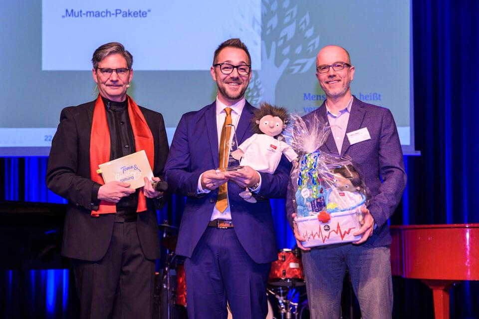 Unser Preisträger aus Nordrhein-Westfalen: Bundesverband Herzkranke Kinder e.V.