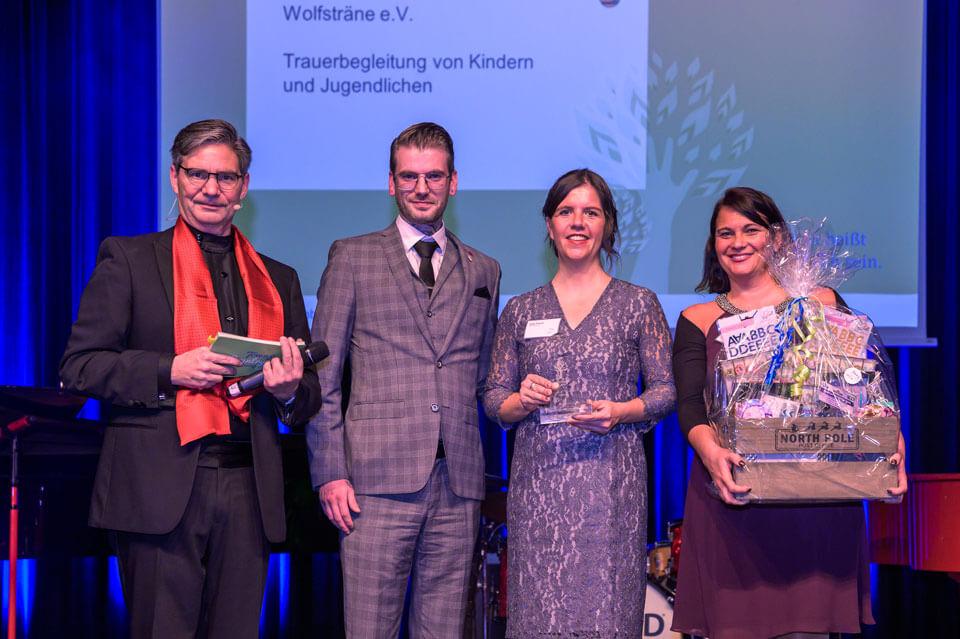Unser Preisträger aus Sachsen: Wolfsträne e.V.